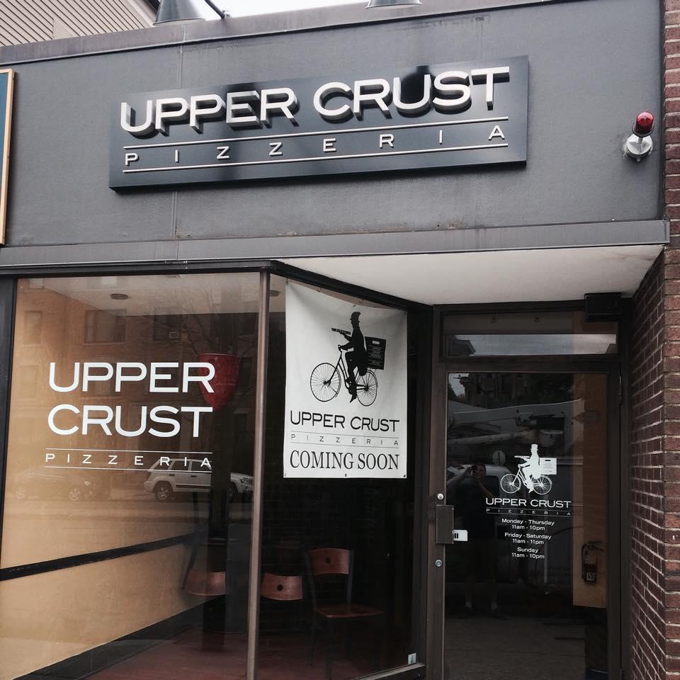 Upper Crust in Porter ahead of its winter opening