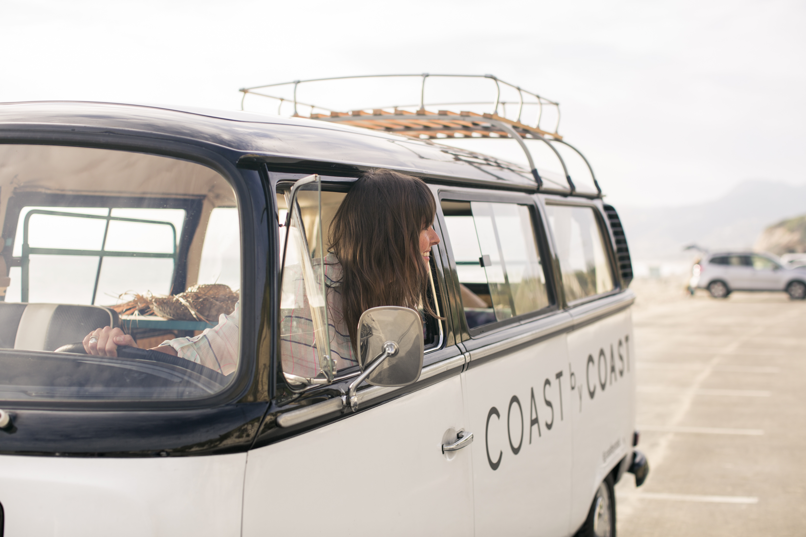 Lou and Grey's Summer Staples Are Coming to Cali in a Cute VW Bus