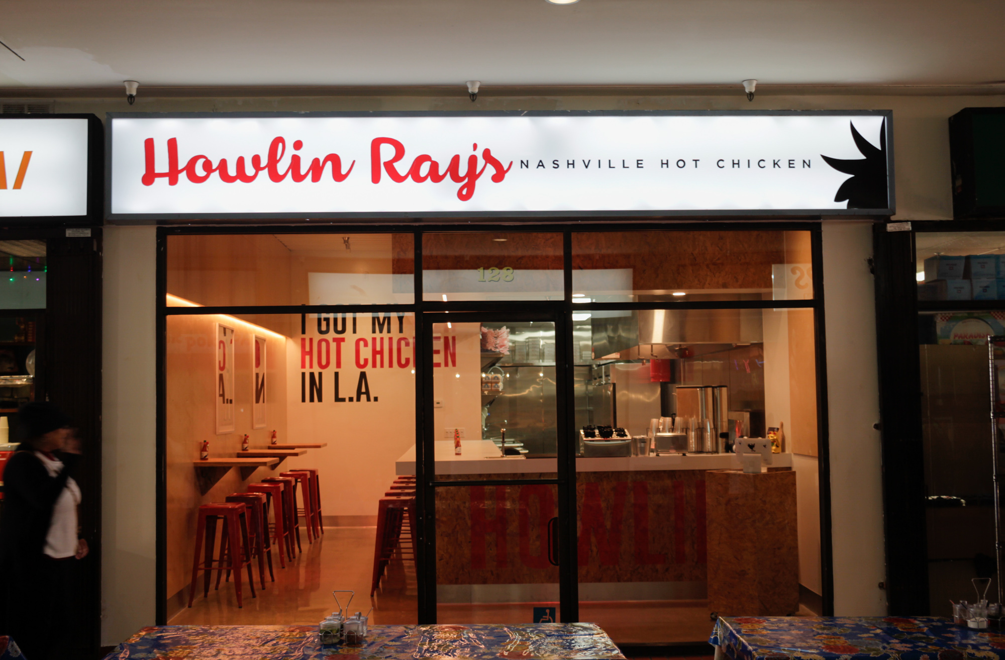 Inside Howlin' Ray's, a Hot Chicken Specialist in Chinatown