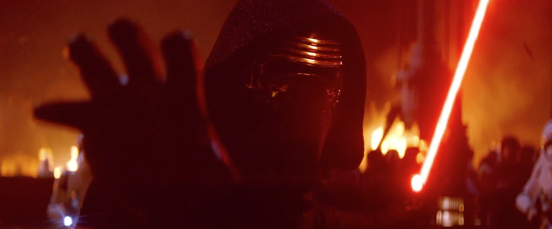 J.J. Abrams reveals new information about Kylo Ren's interrogation scene