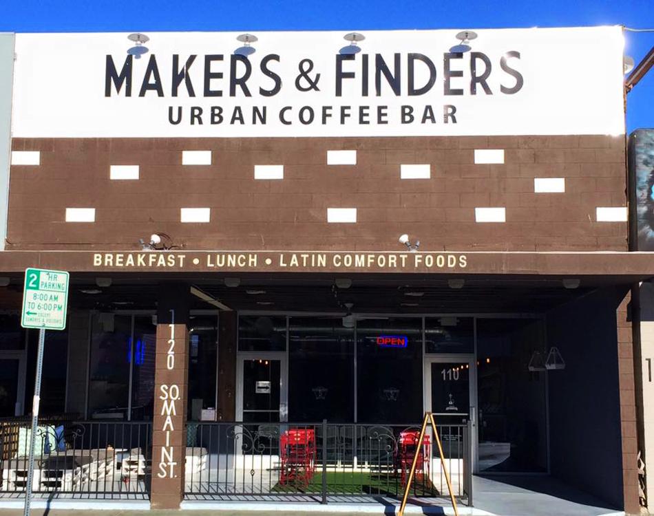 Maker's & Finders