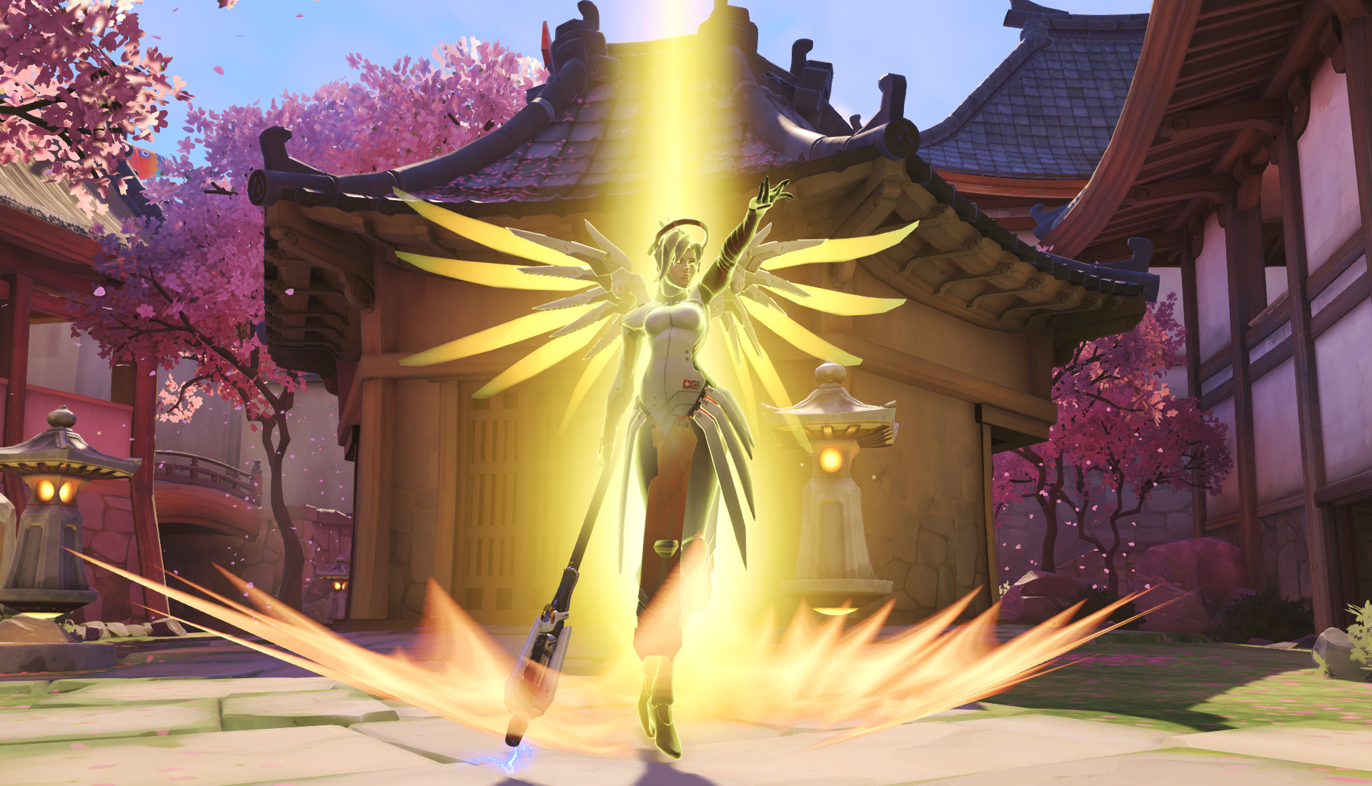 Overwatch adds Competitive Play mode, new penalties for quitters