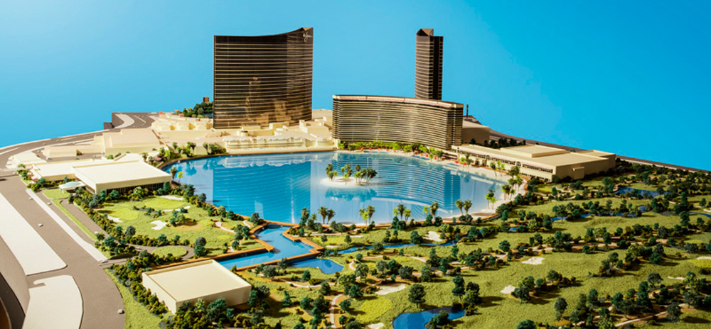 Boom! Steve Wynn to Reinvent the Strip With Wynn Paradise Park