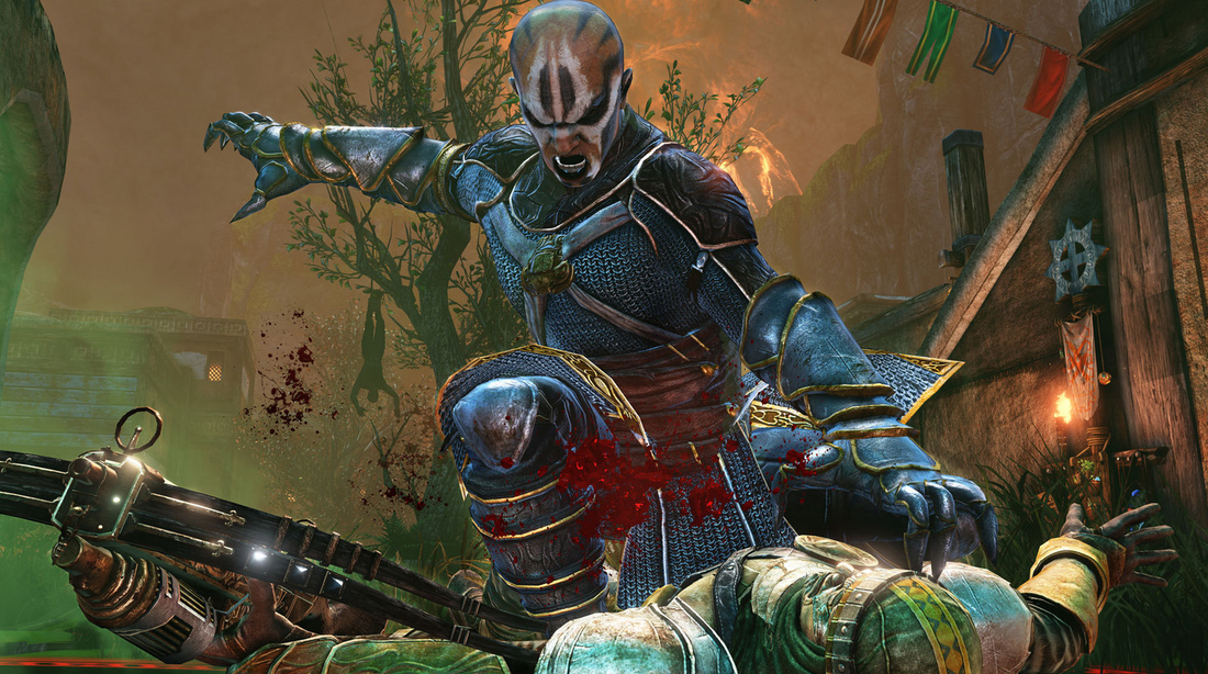 Legacy of Kain spinoff Nosgoth is shutting down