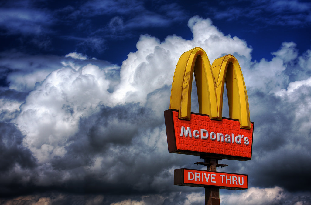 McDonald's Latest Store Design Has Zero Seating