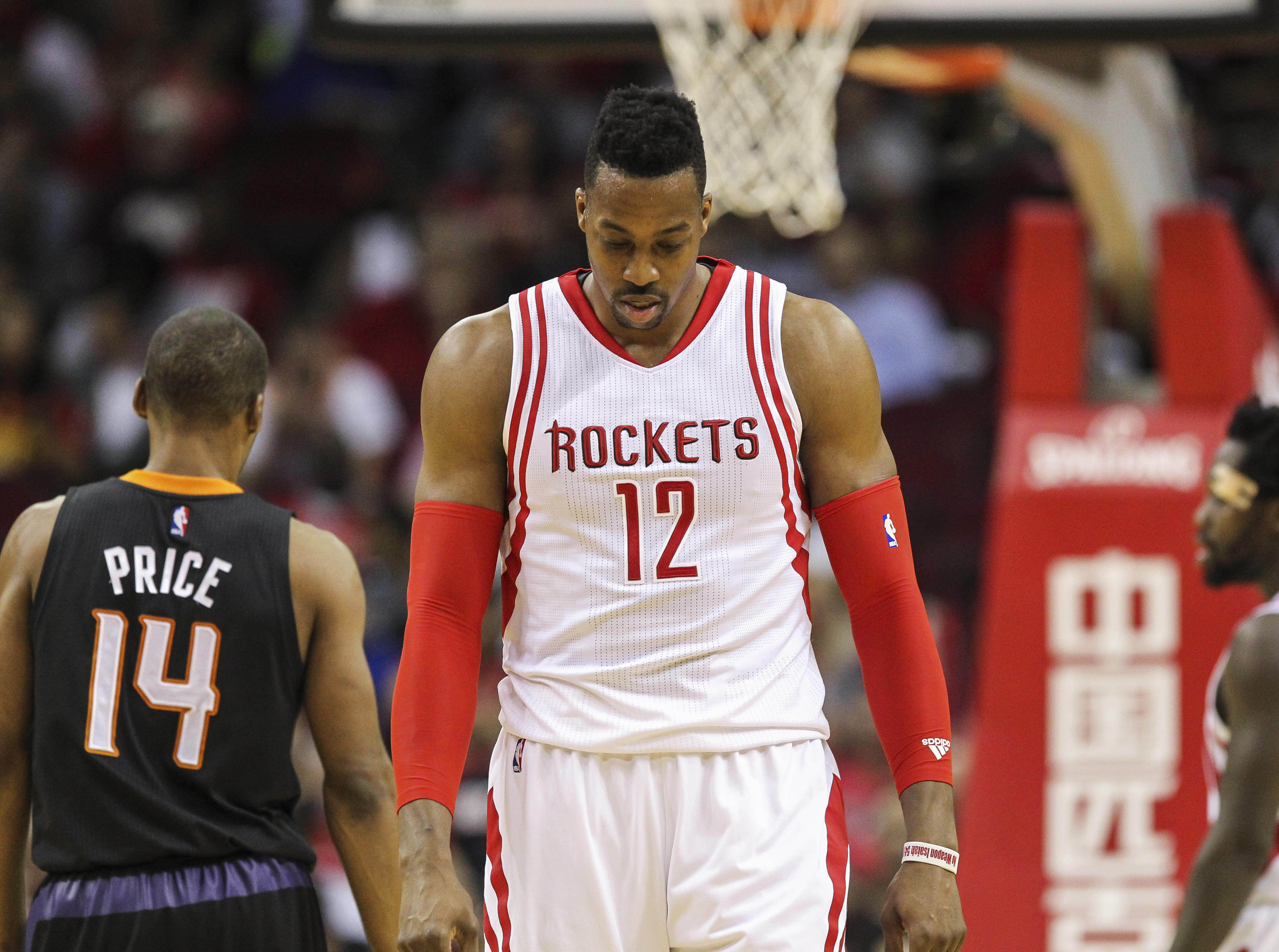 Dwight Howard must realize that his days as a top offensive player are long gone