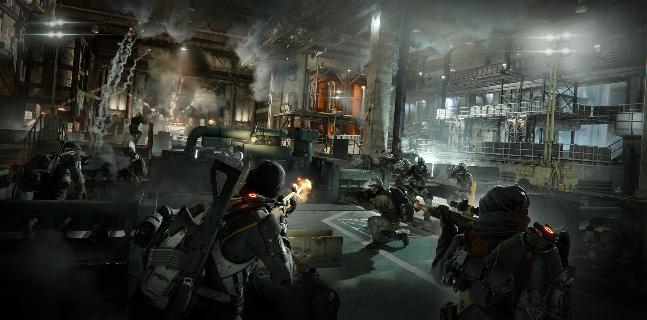 These are the changes coming to The Division's Dark Zone (correction)