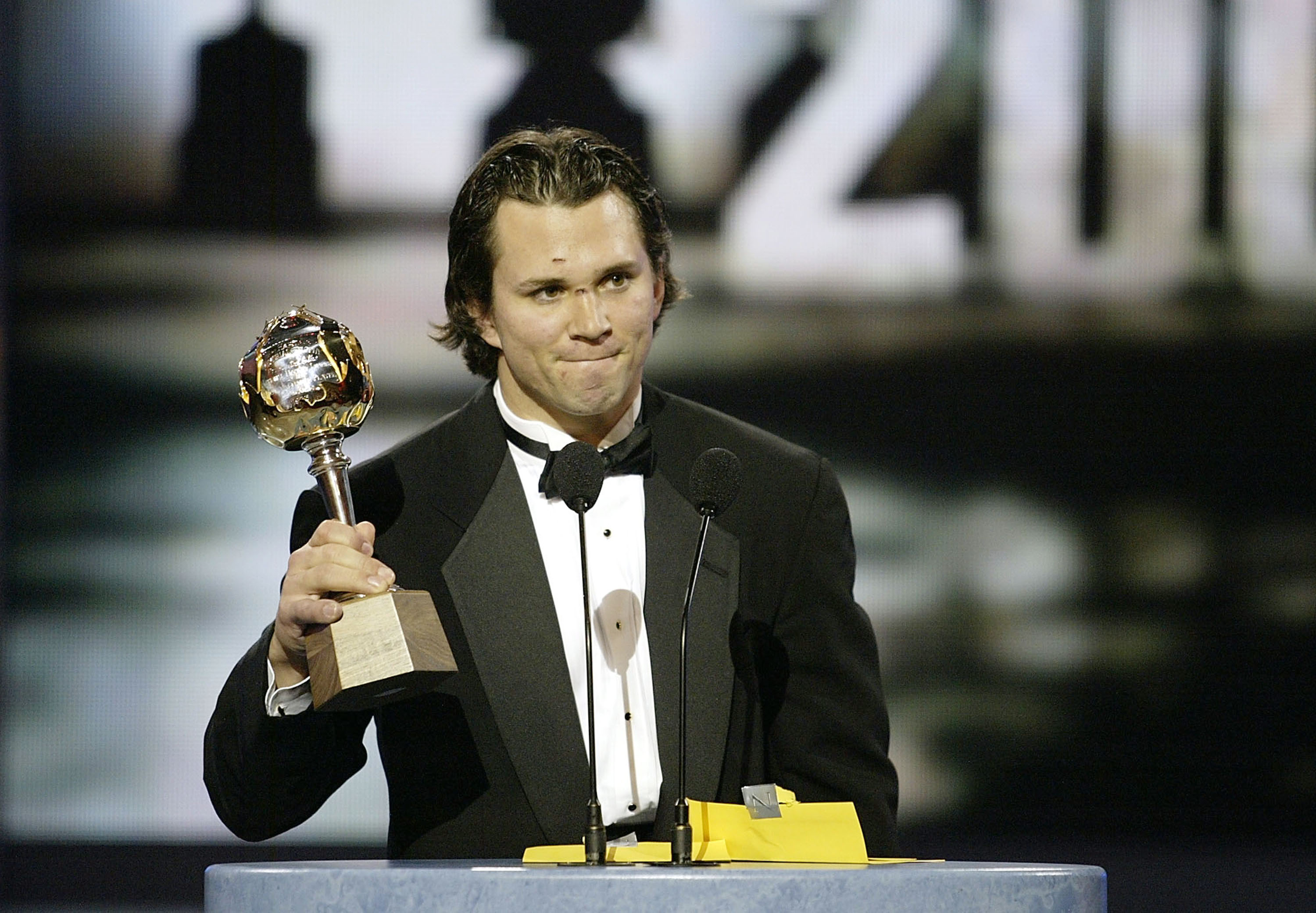 Martin St. Louis won the Hart Trophy as NHL MVP in 2004.