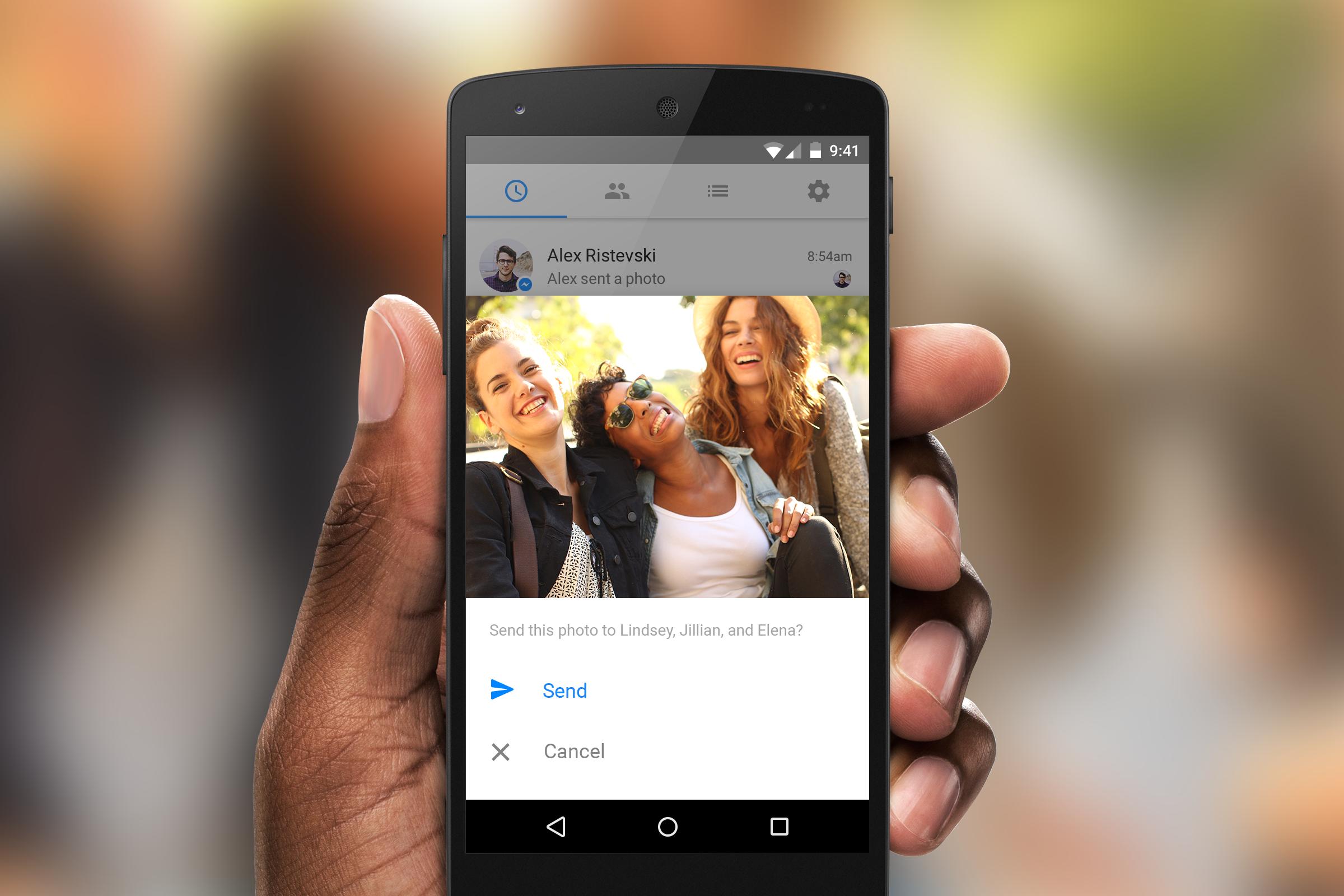 Facebook launches a bot platform for Messenger