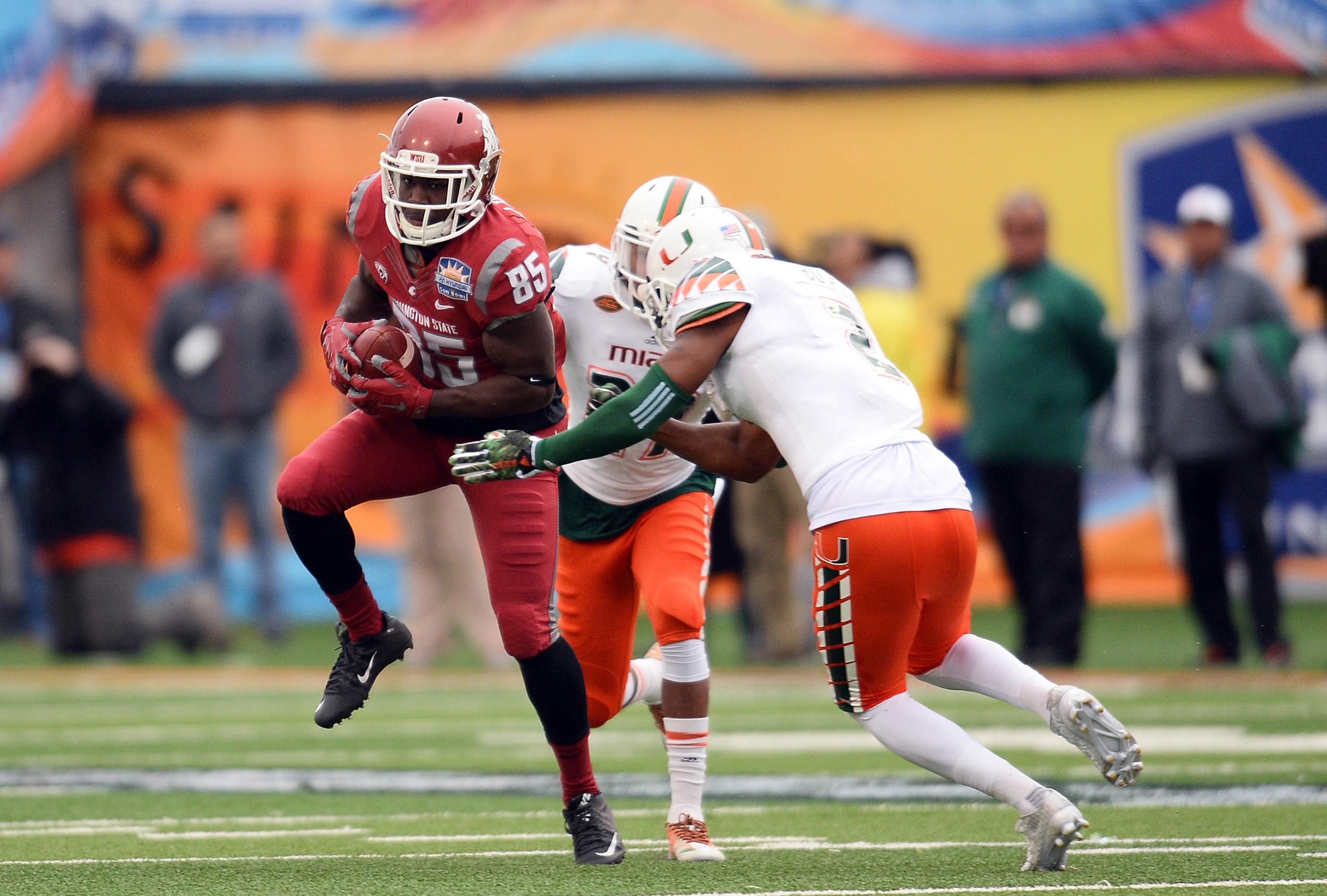 NCAA Football: Sun Bowl-Miami vs Washington State