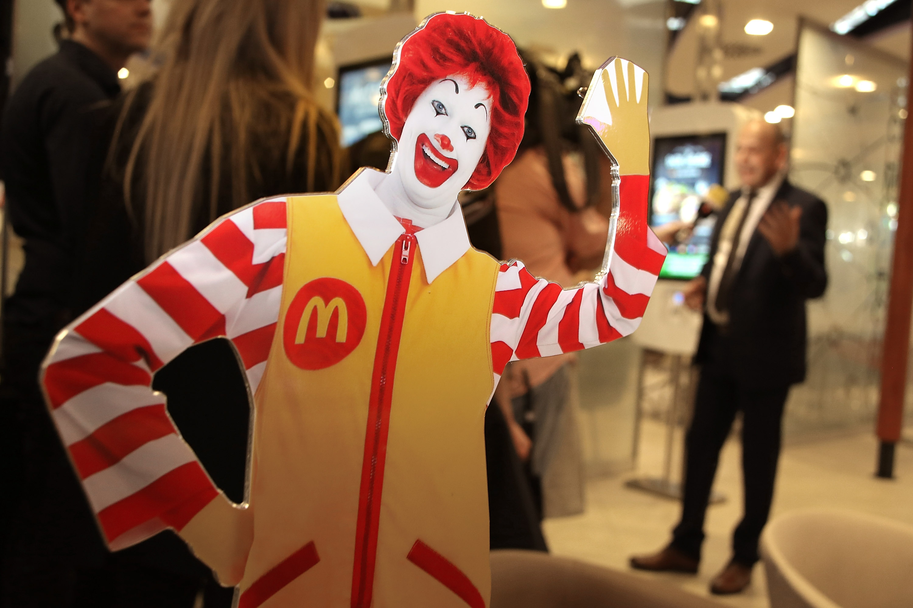 Nurses in Texas Are Allegedly Quitting, Finding Better Pay at McDonald's
