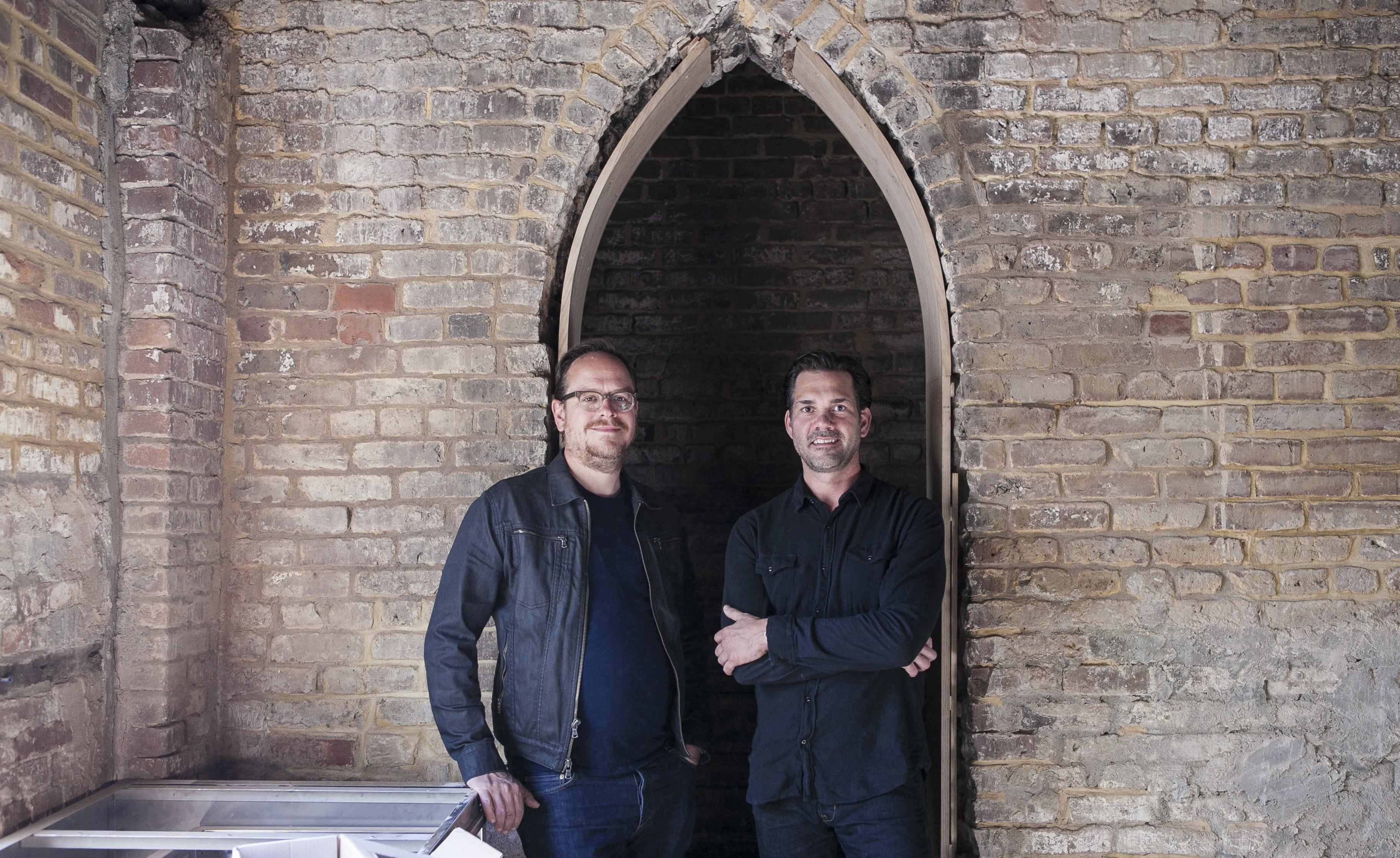Damon Wise and Jonathan Buckley