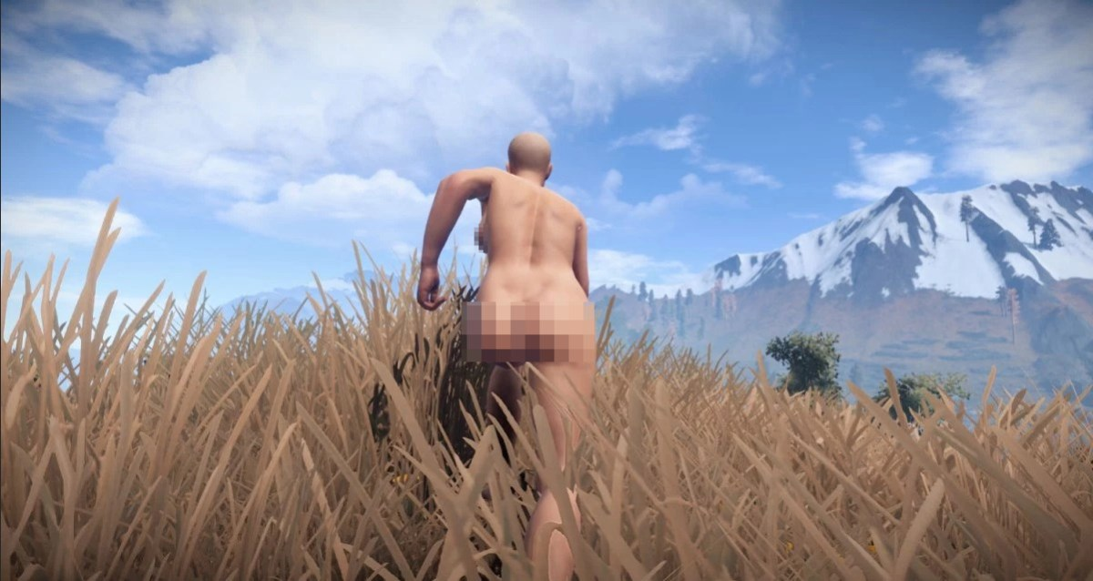 Rust update randomly, permanently assigns players a new gender