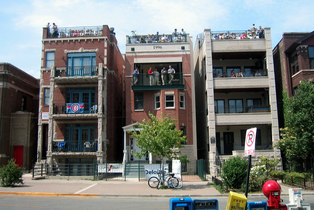Cubs Pick Up One More Rooftop Push For Street Closures