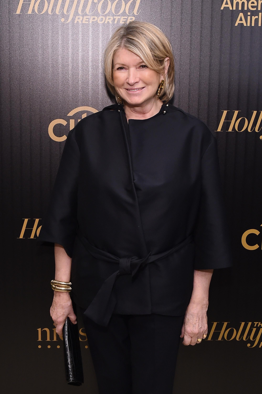 Martha Stewart, duh.