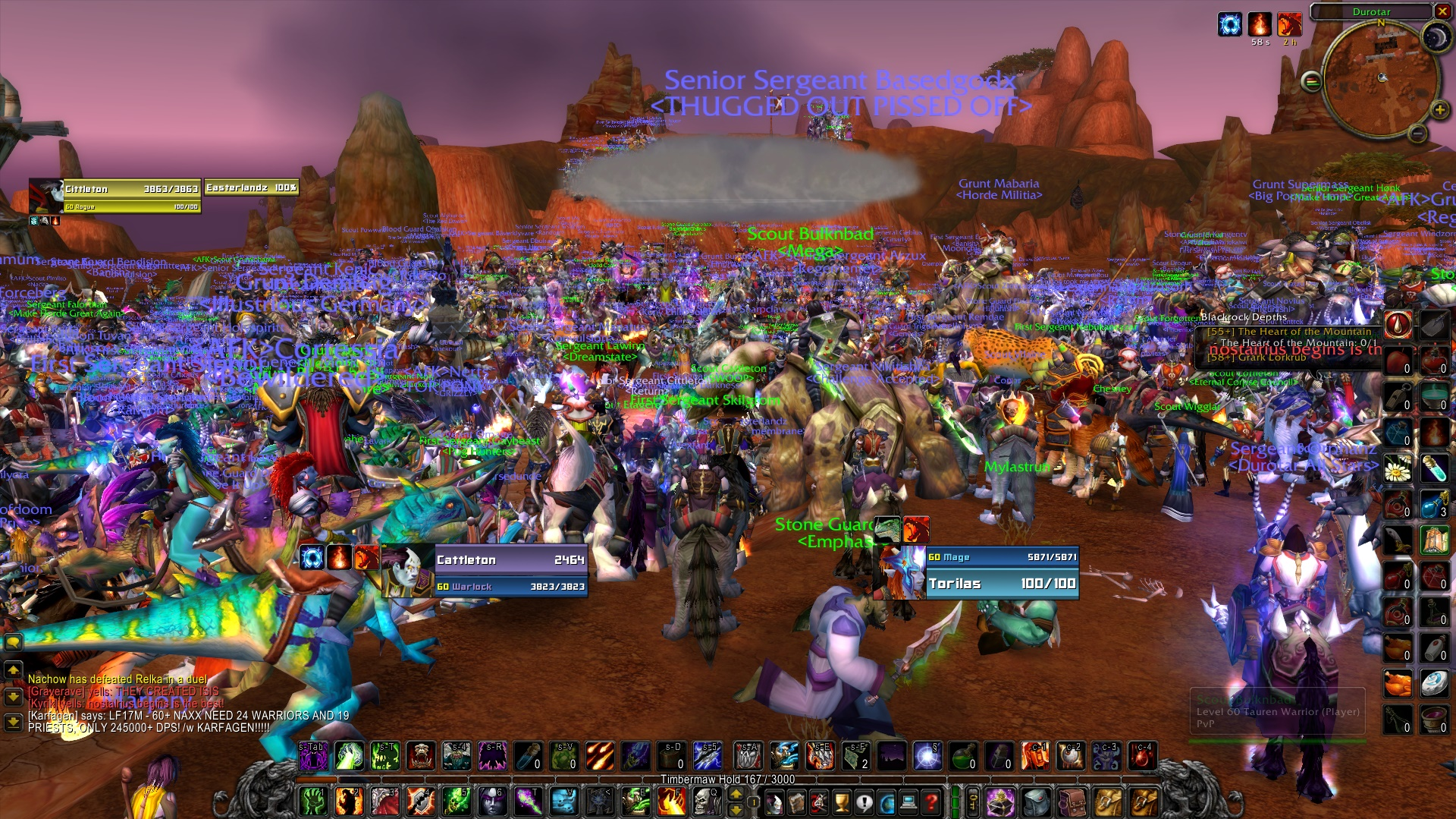 World of Warcraft fans bid farewell to largest legacy server before shutdown