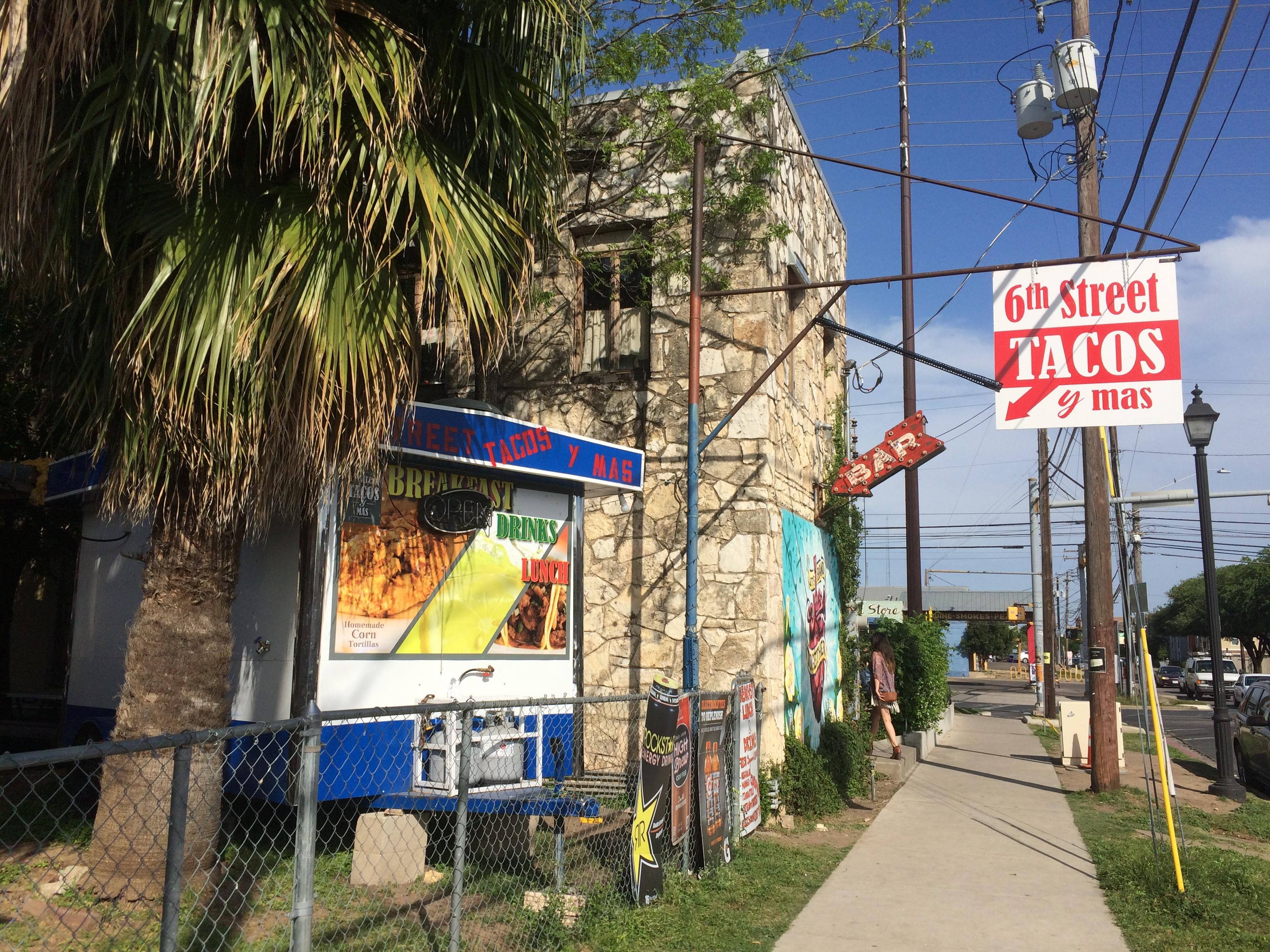 6th Street Tacos Y Mas