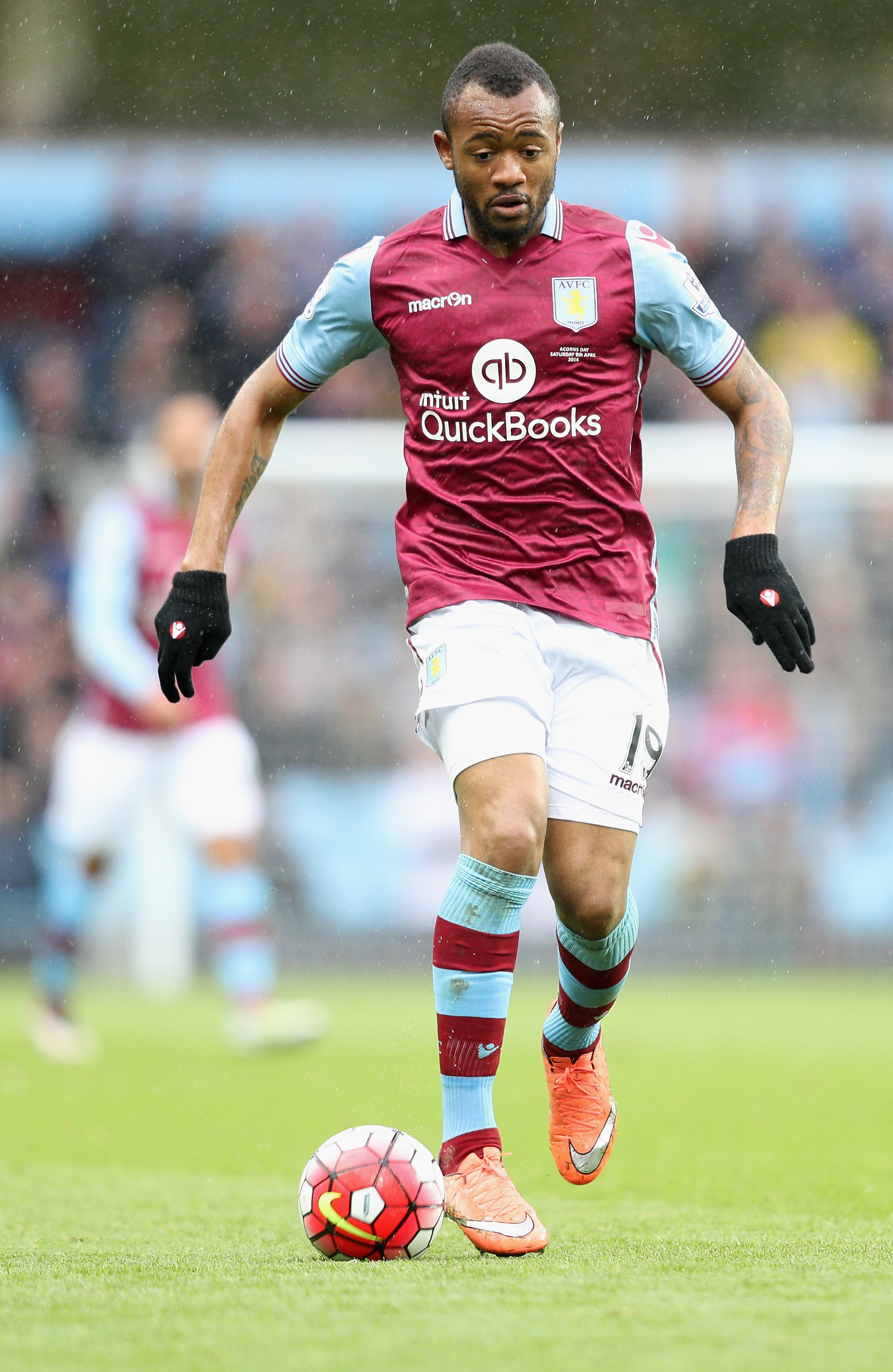 Maybe the most attractive option on Villa, Jordan Ayew will move on in the summer