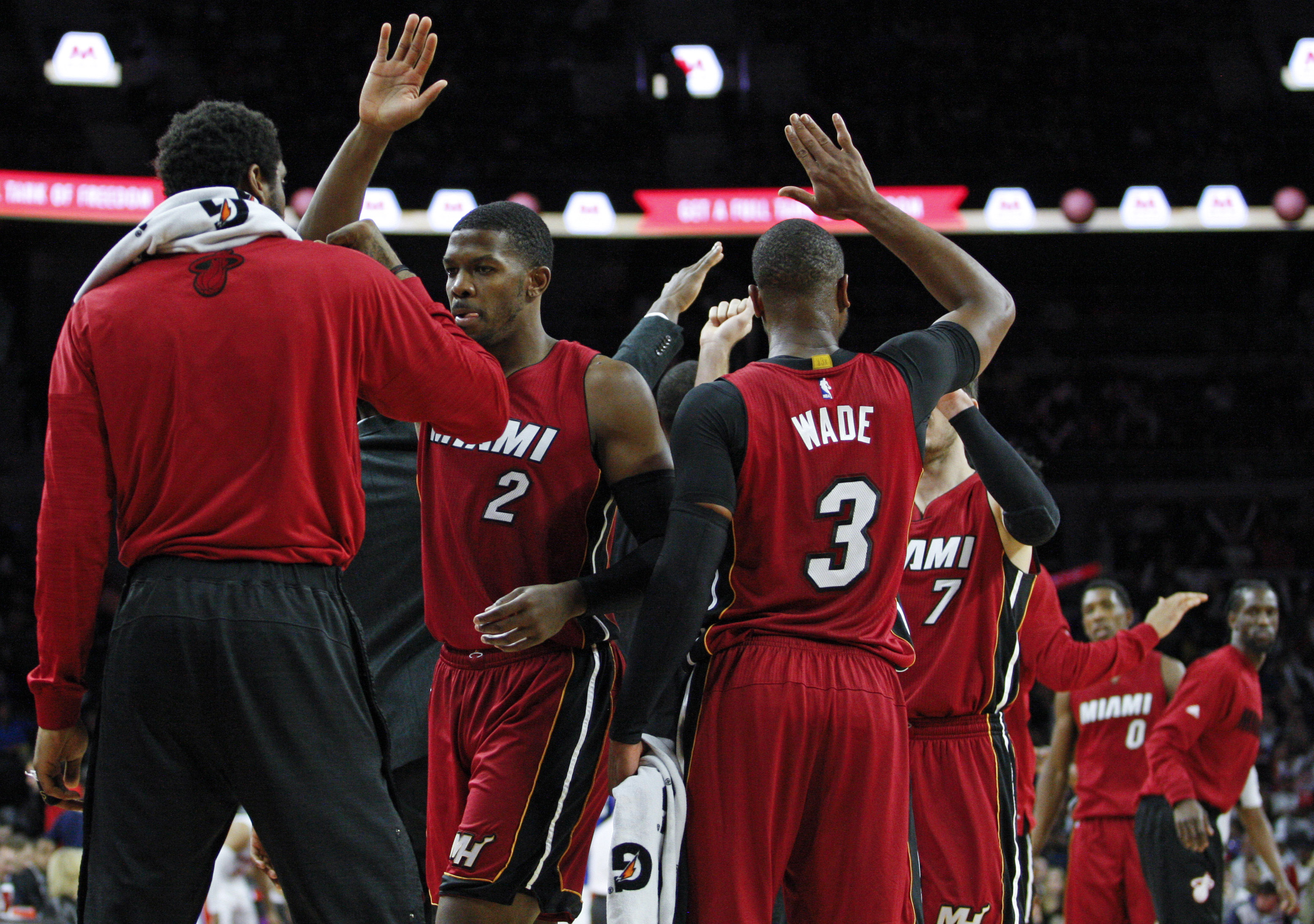 NBA scores 2016: Heat have the weapons to challenge anyone in the East