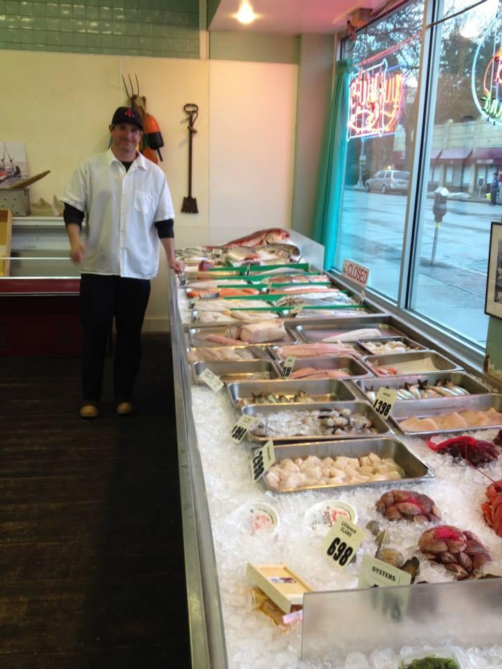 Wulf's Fish Market