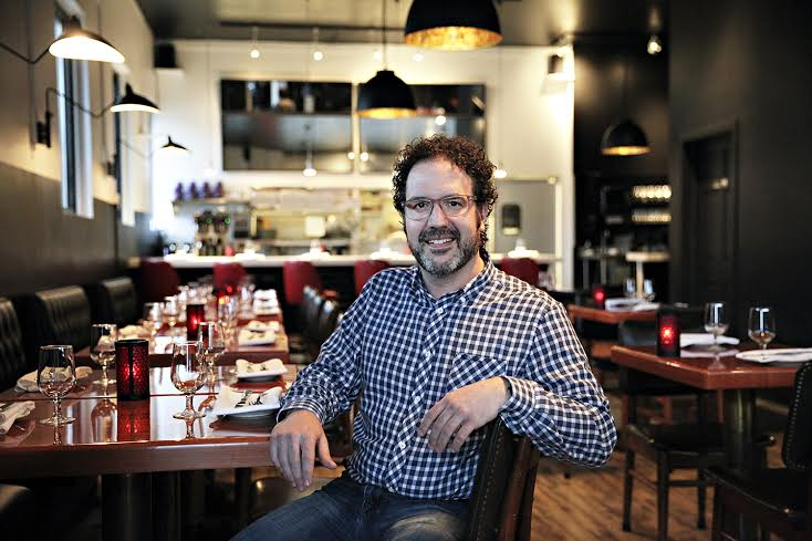 Tim Niver's Italian eatery offers new takeaway.