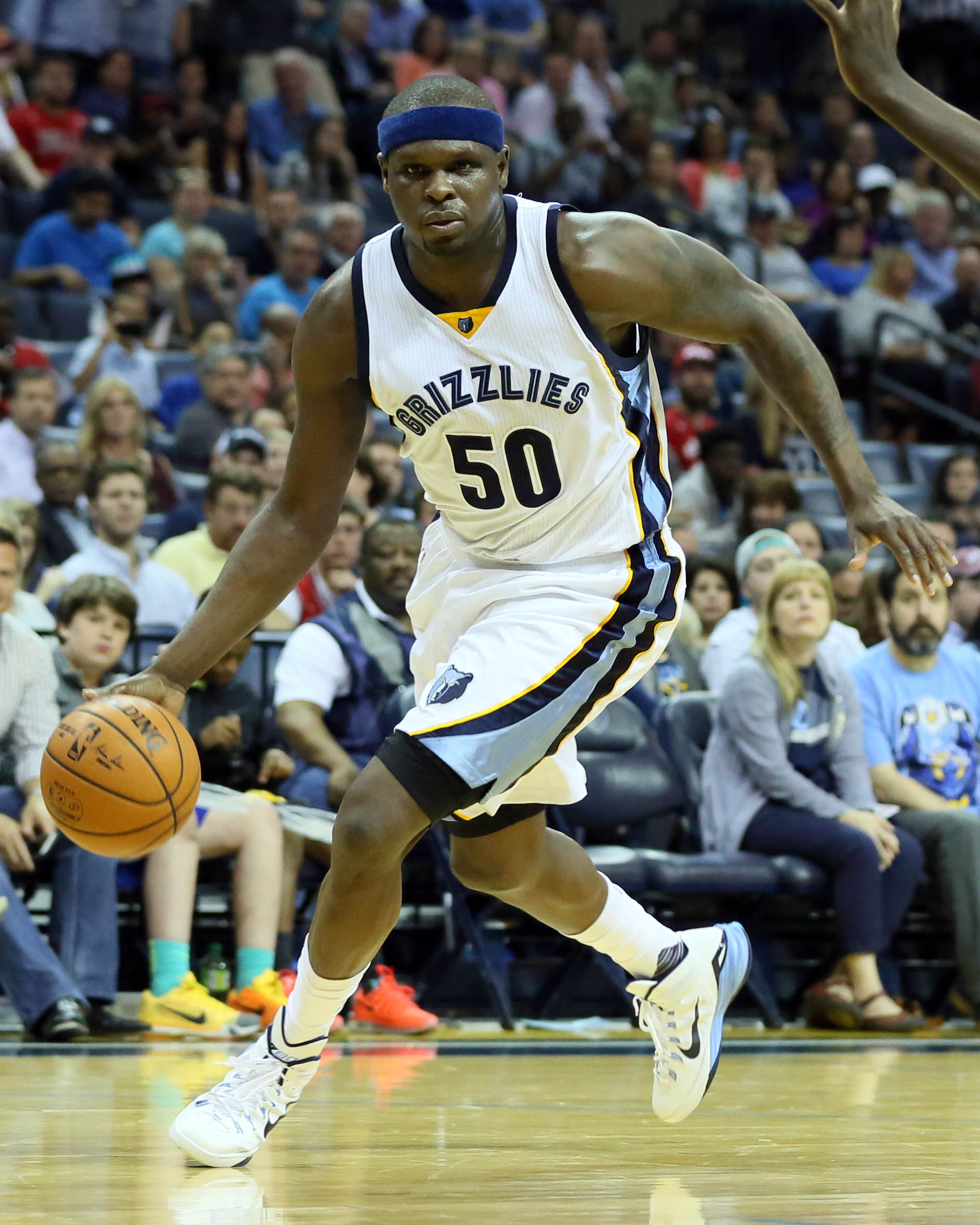 Zach Randolph has been a constant in a chaotic world.