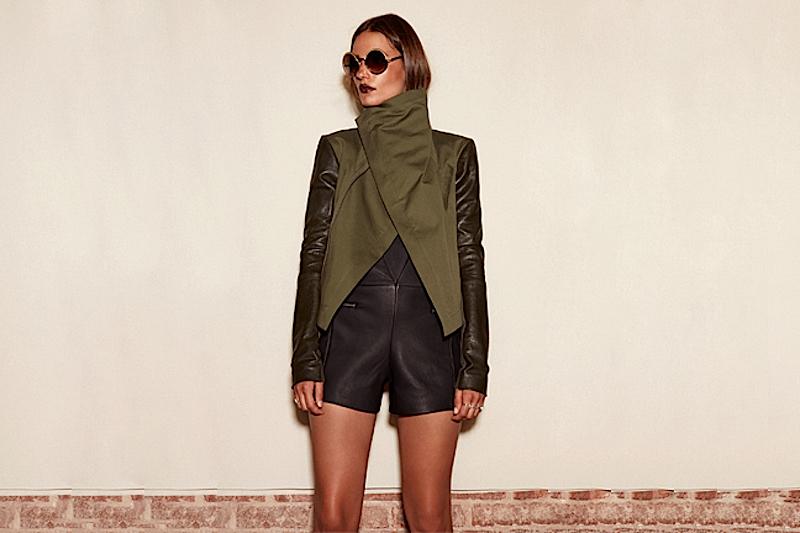 Veda Max Army jacket