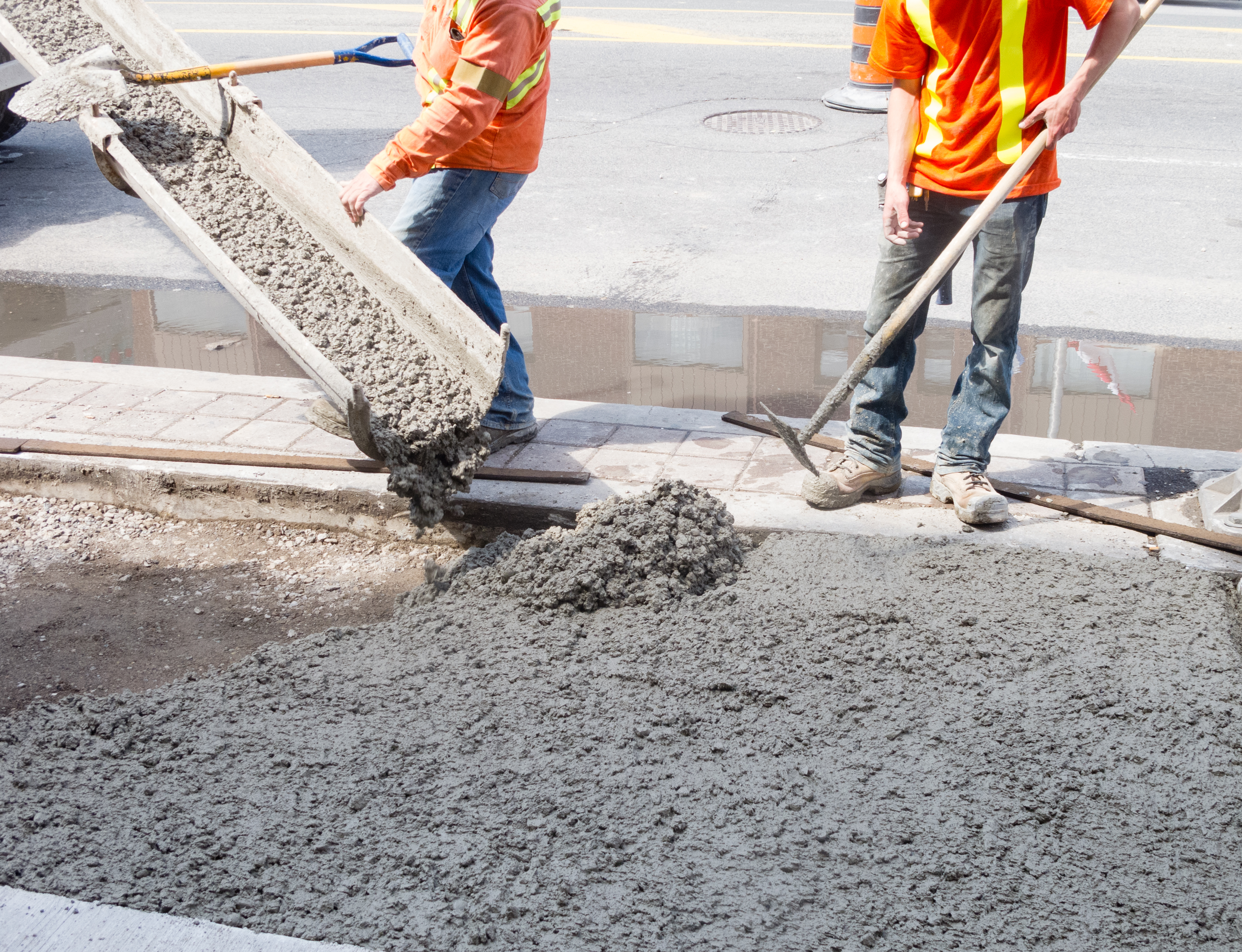 How can we reduce concrete's hefty carbon footprint?