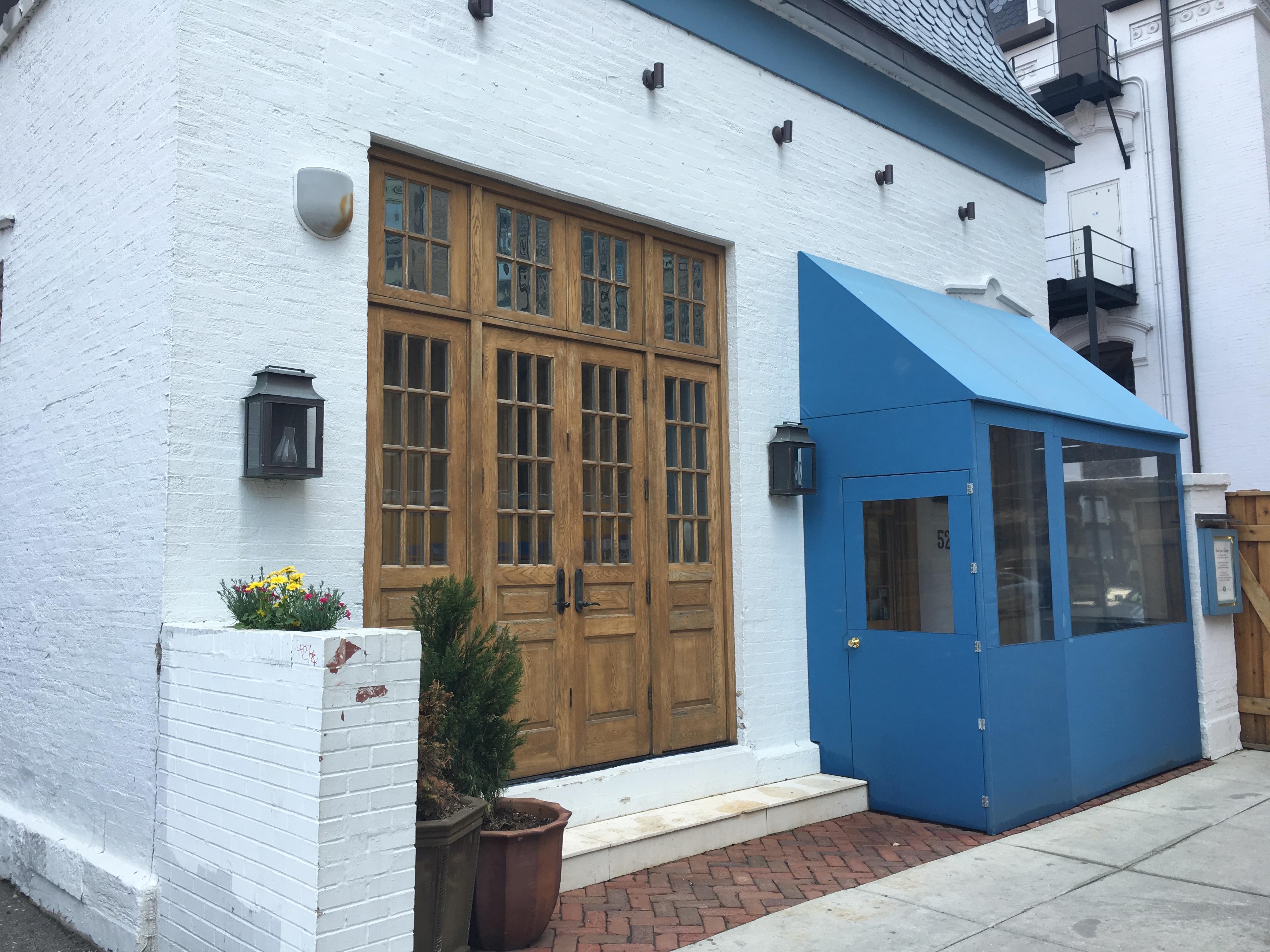 Blue Door Kitchen and Garden