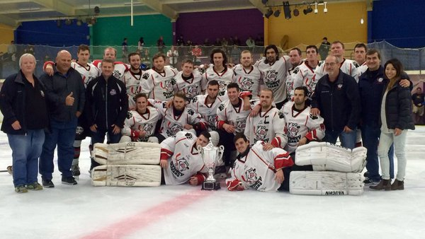 The Sydney Bears with the Wilson Cup