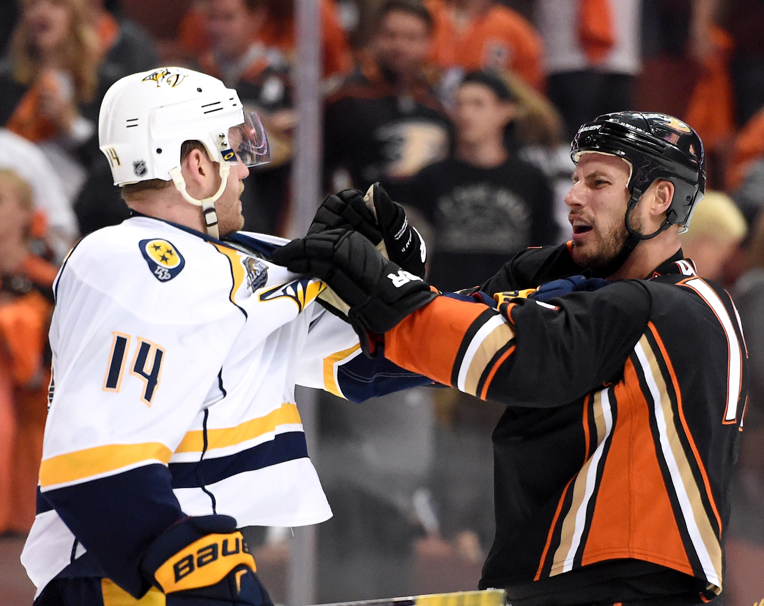 Never noticed how much Getzlaf looks like Lucic when he's whining...