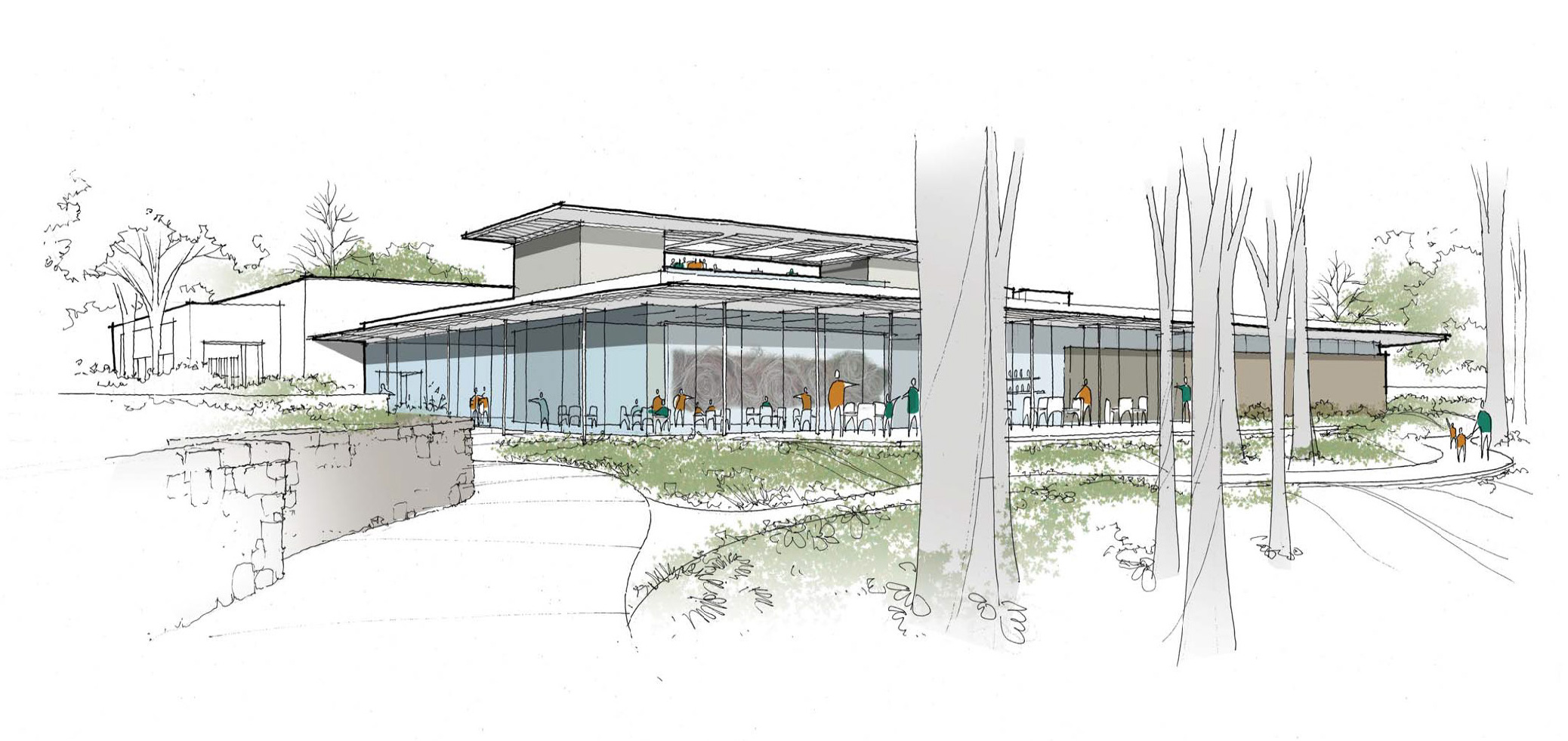 A rendering of Linton's.