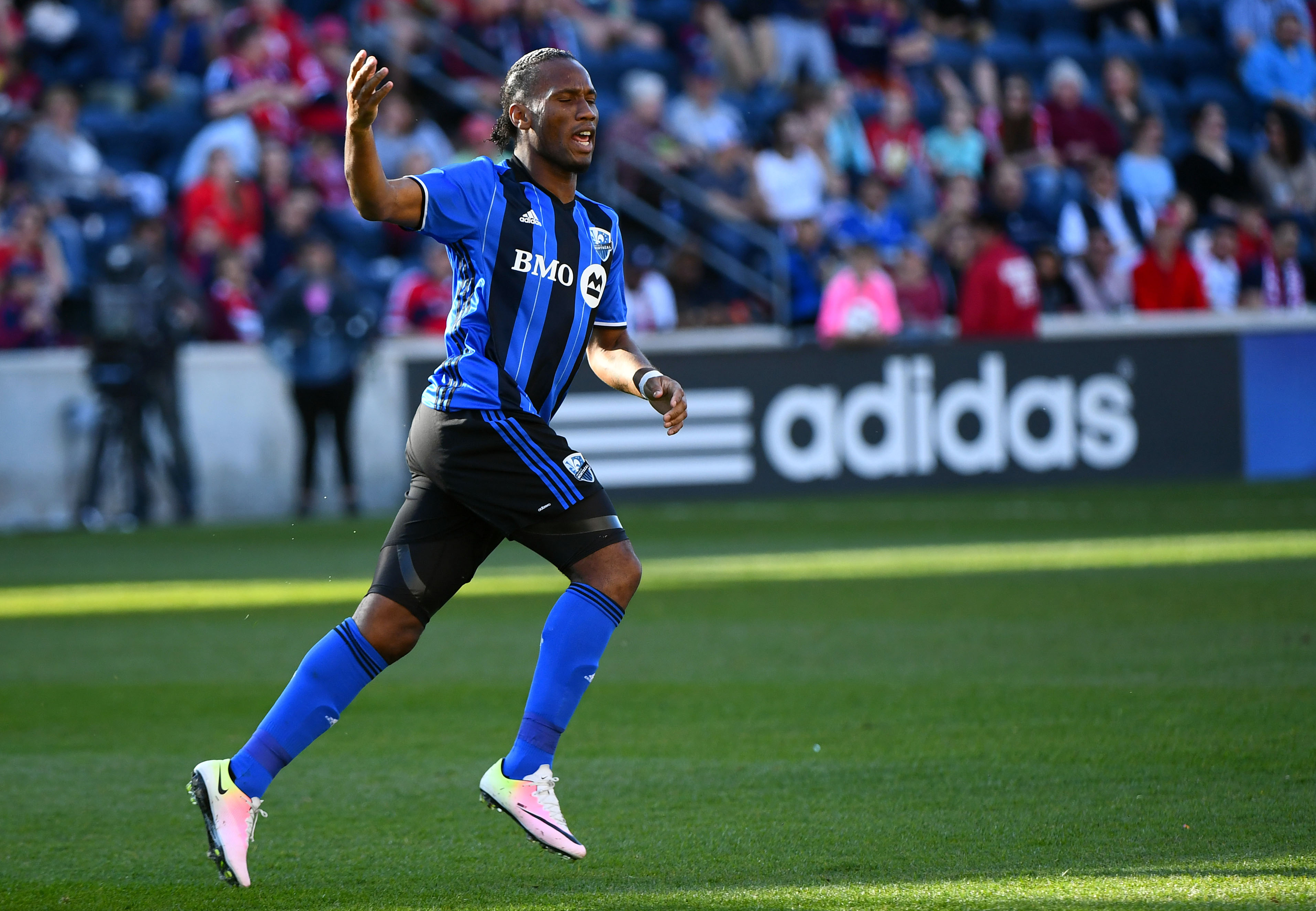 The return of Didier Drogba bodes well for the Impact and sows fear in the hearts of Eastern rivals.