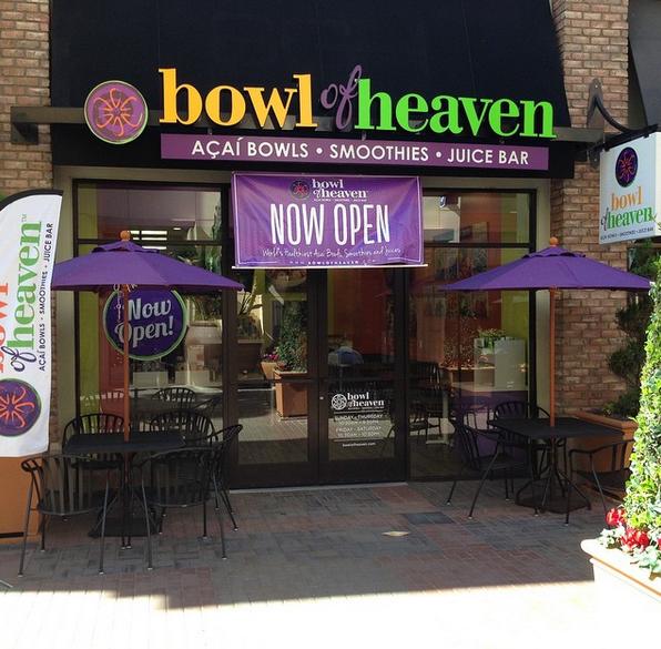 Bowl of Heaven, Tustin