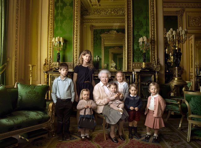 Your Field Guide to Royal Babies Who Aren't George