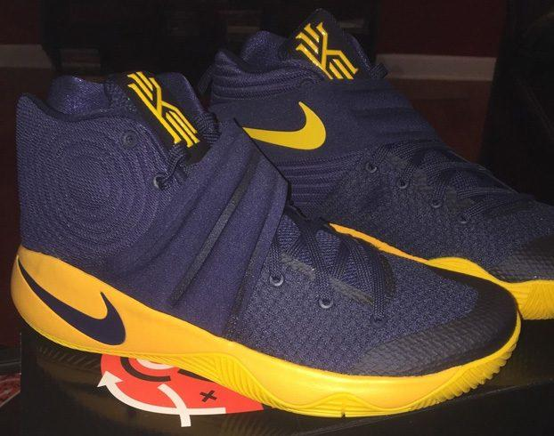sports shoes 5c13b 1c700 Cavs Kicks  Nike Kyrie 2