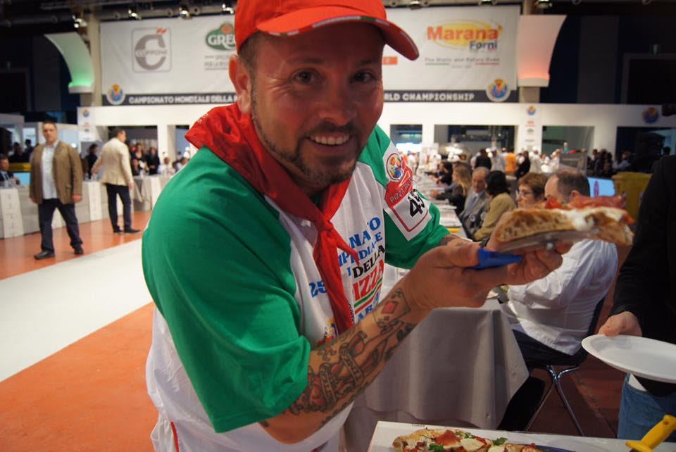 World Pizza Champ Tony Gemignani