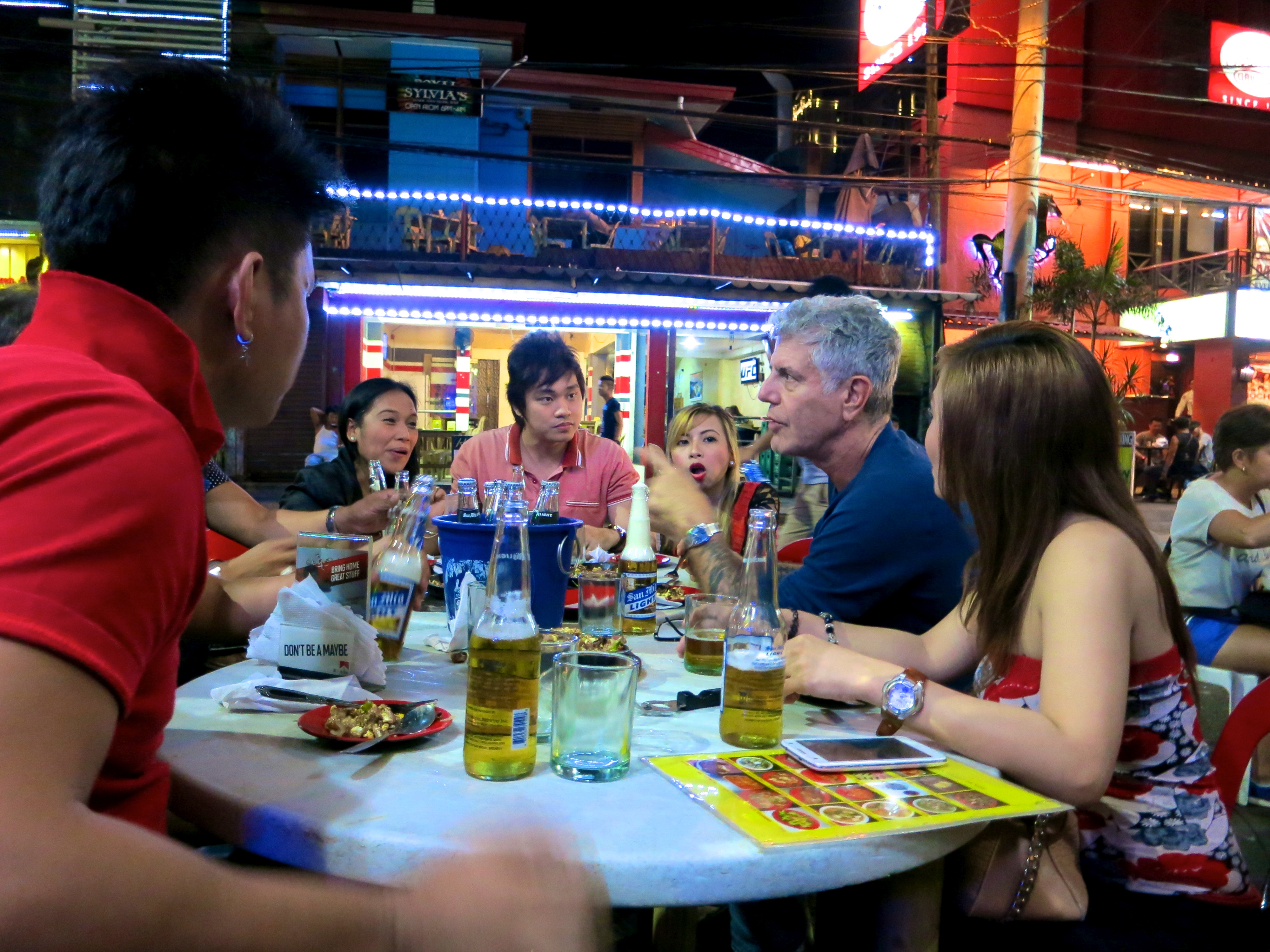 'Anthony Bourdain: Parts Unknown' in Manila: Just the One-Liners