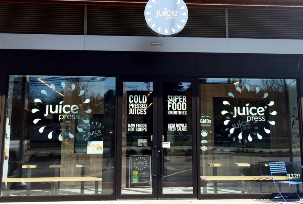 Juice Press Chestnut Hill