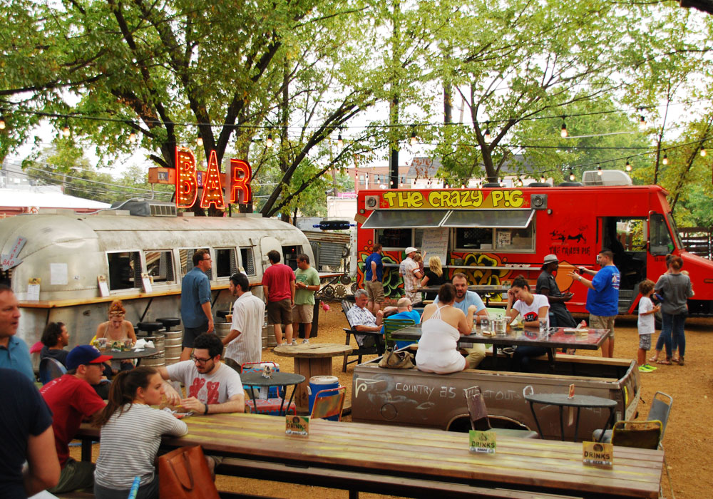 Truck Yard will open in The Colony later this year.