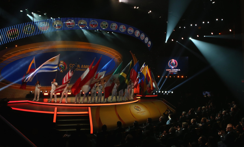 2016 Copa America Centenario - Draw