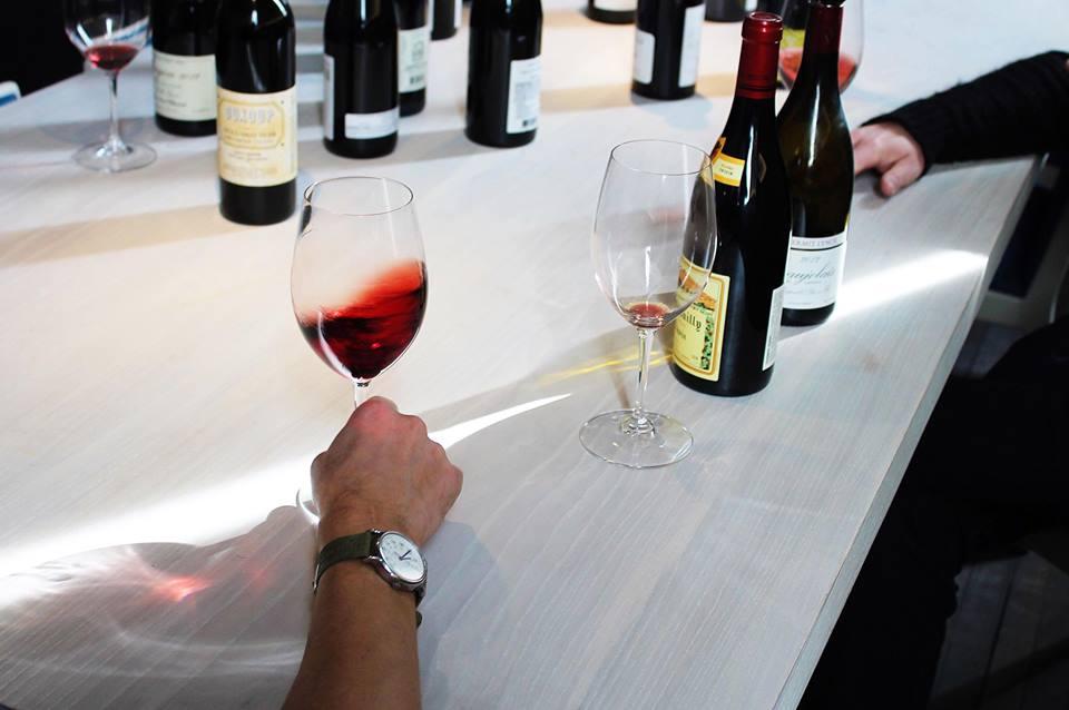 A grape celebration at Upton 43.