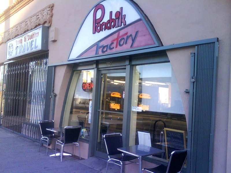 Ponchik Factory, Hollywood