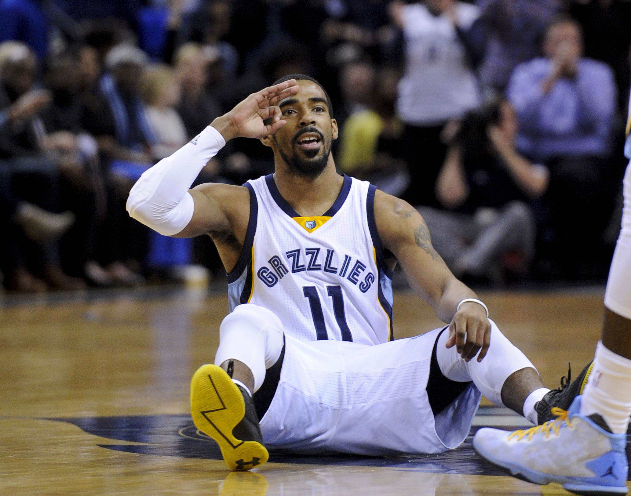 Mike Conley has options...and he should explore them.