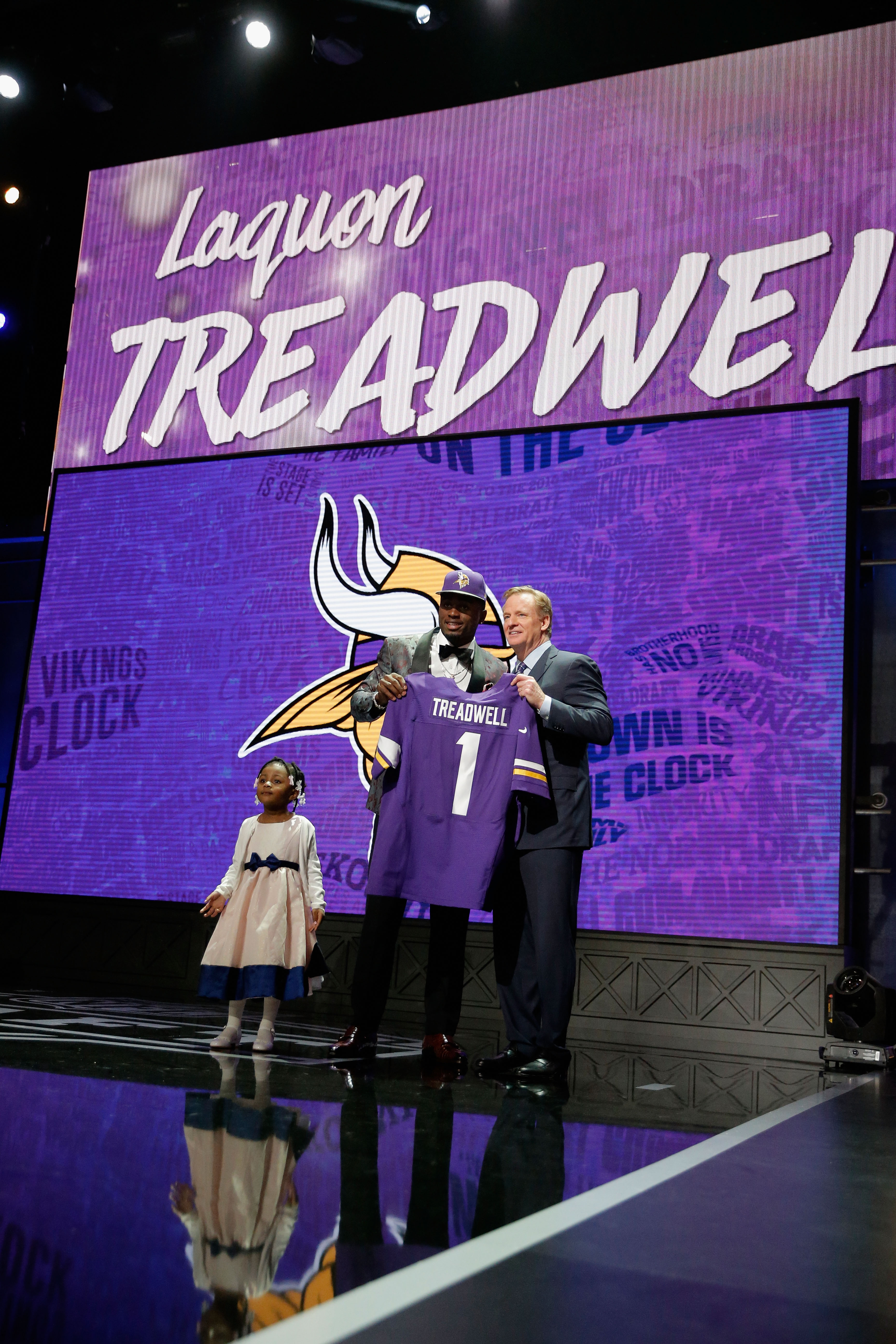 Were the Vikings one move away from this picture being very different?