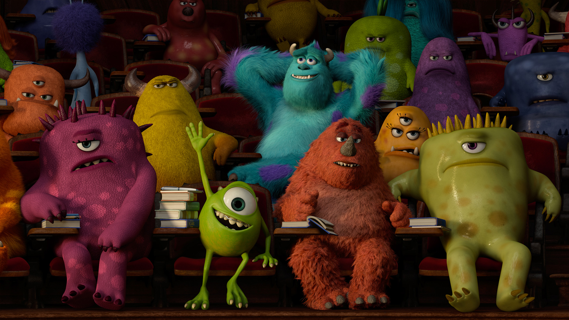 Monsters University and the importance of failure in pop culture