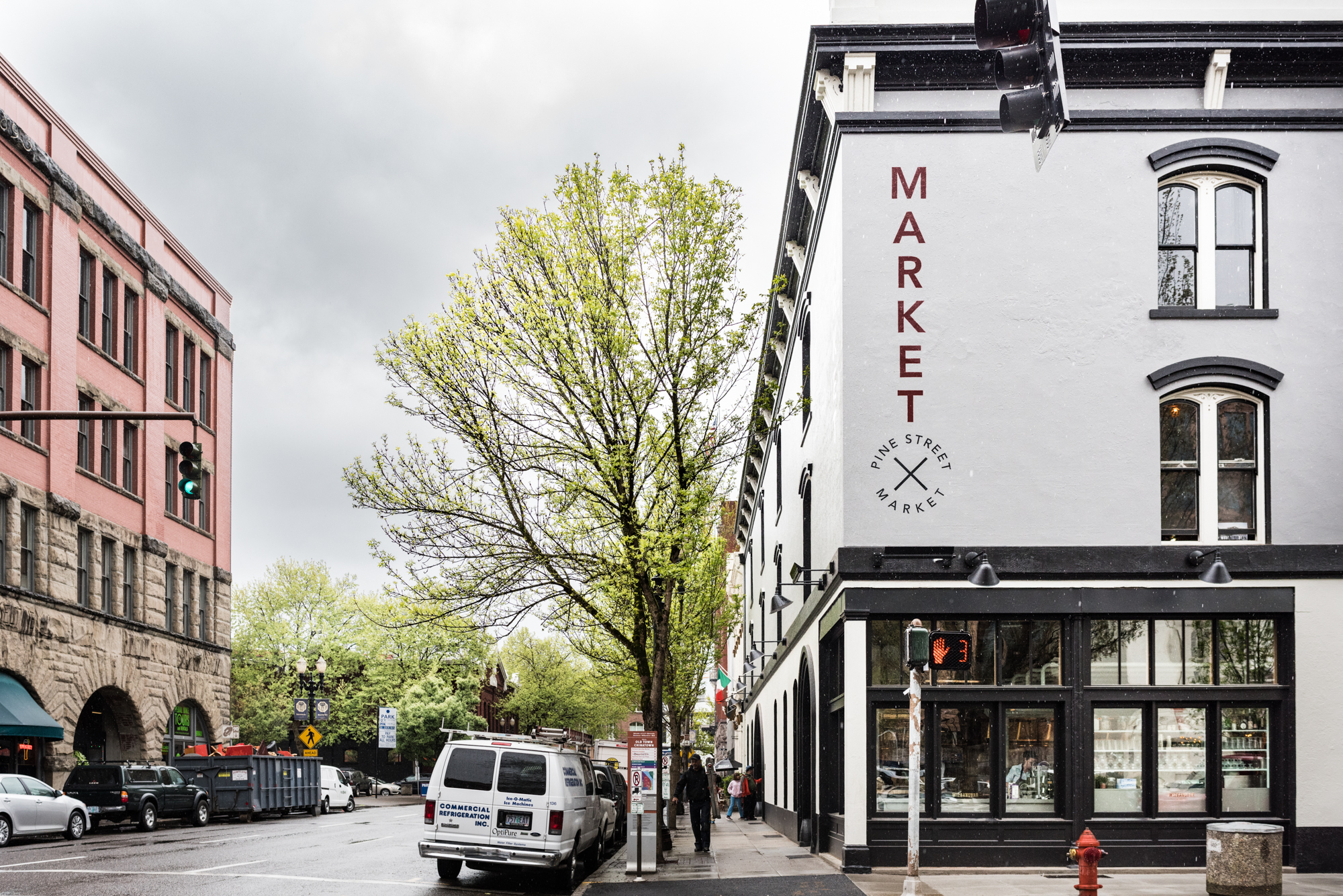 Pine Street Market pine street market - eater portland