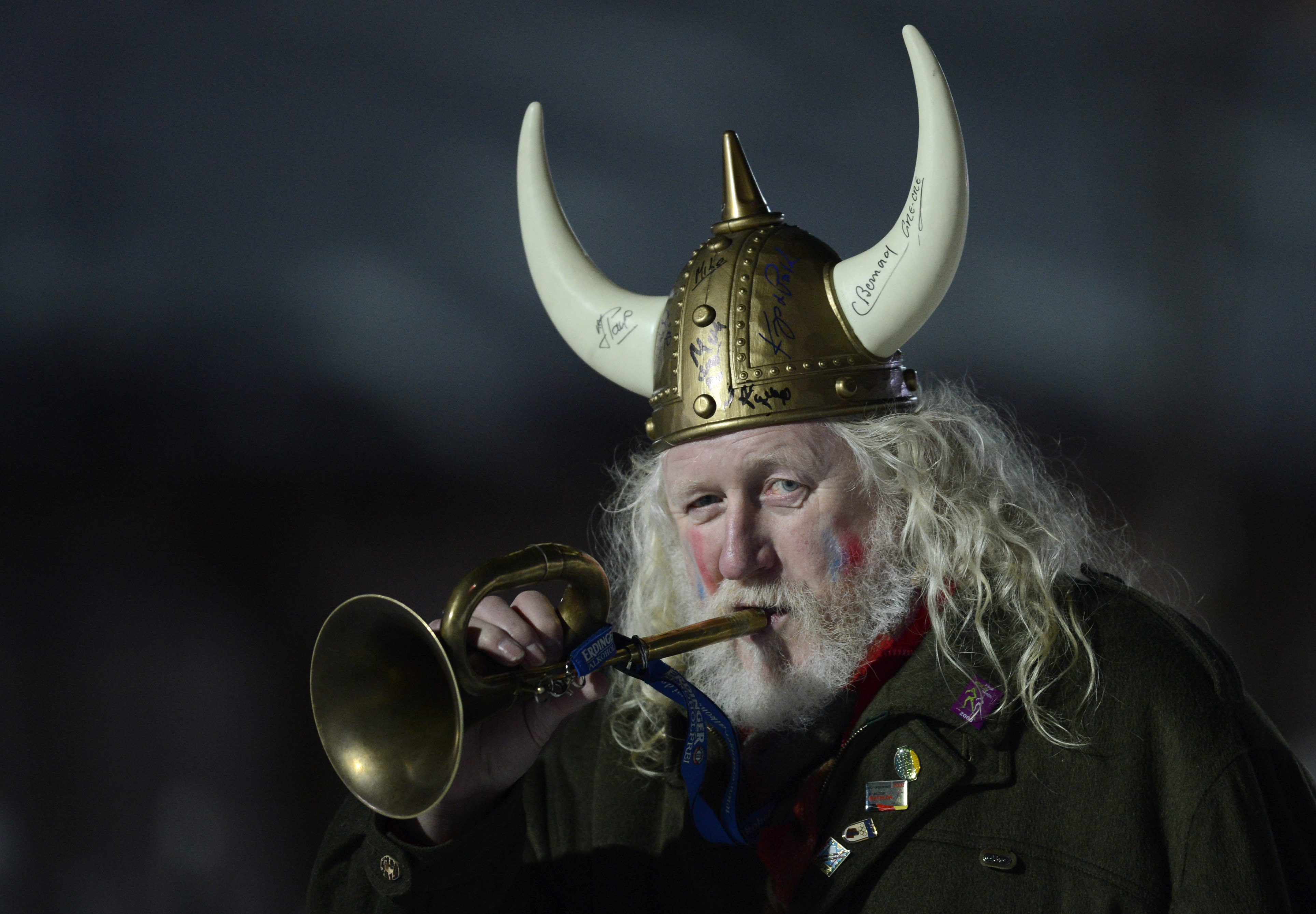 best sneakers ad040 e3831 Vikings never wore horned helmets. Here s why people thought they did.