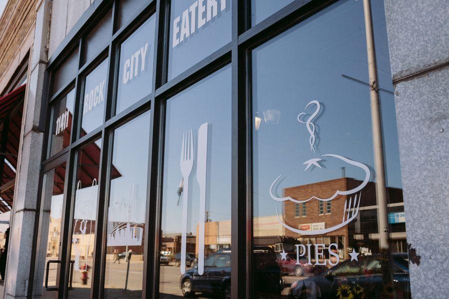 Rock City Eatery.