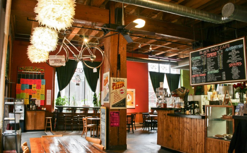 The longtime Lowertown resident Black Dog Coffee & Wine Bar is expanding.
